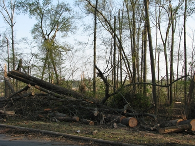 Tornado Damage 010