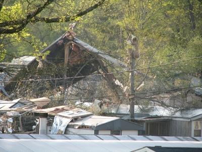 Tornado Damage 071