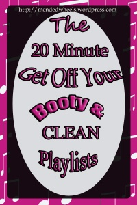 20 Minute Cleaning Playlist
