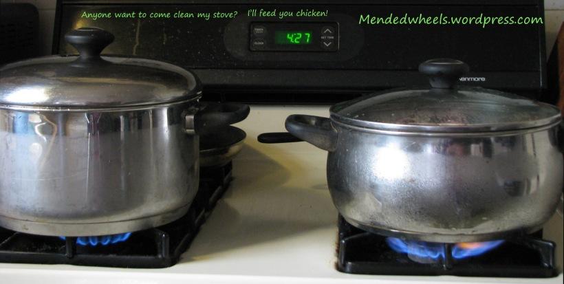 Chicken boil