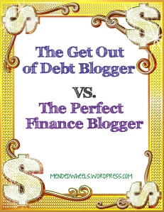 Get Out Of Debt Blogger vs Perfect Finance Blogger