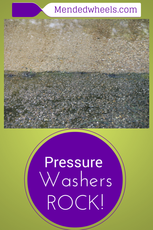 Pressure Washers ROCK!
