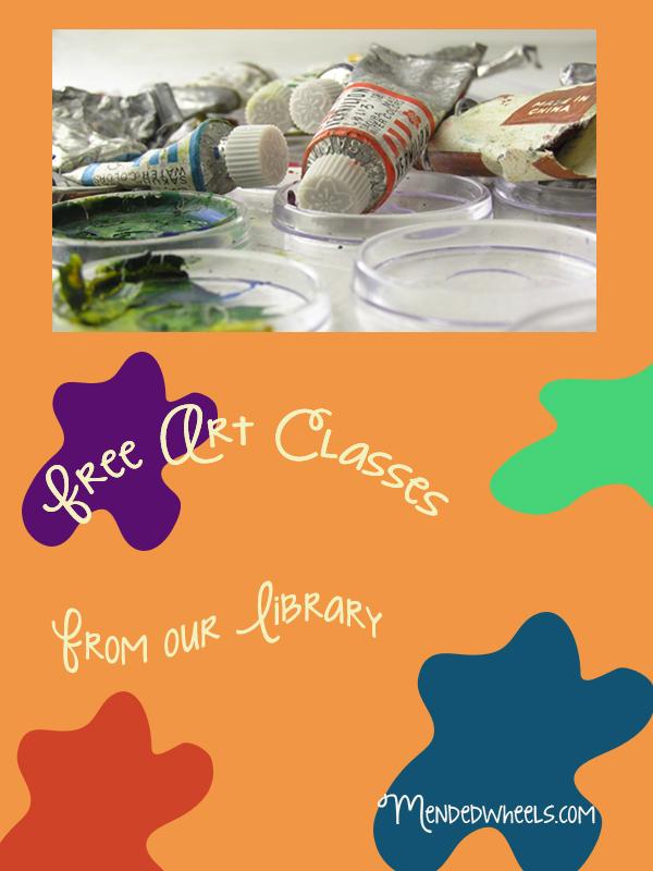 Free Art Class