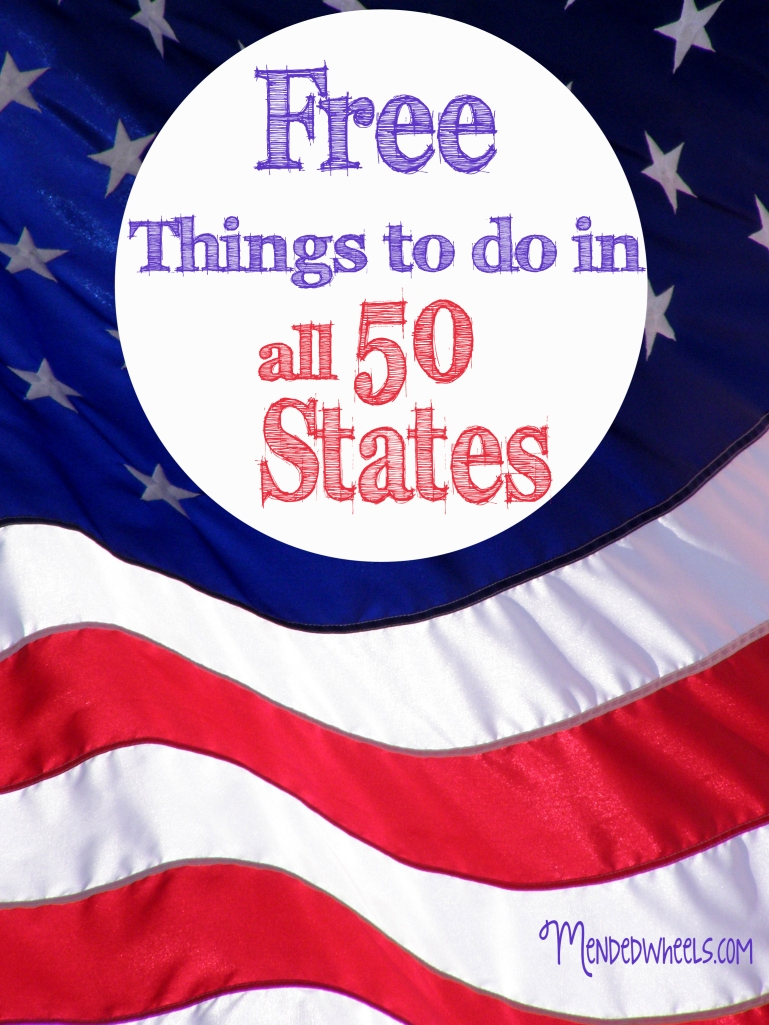 Free things to do in all 50 states!