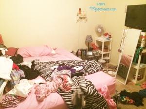 Millie Dirty Bedroom 1